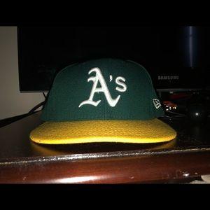 Oakland A's New Era Cap